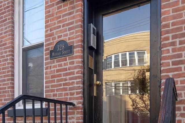 328 Madison St 4R, Hoboken, NJ 07030 (MLS #202001745) :: The Trompeter Group