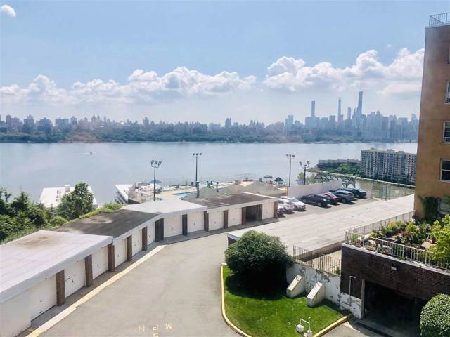 8700 Blvd East 3E, North Bergen, NJ 07047 (MLS #202001812) :: The Trompeter Group