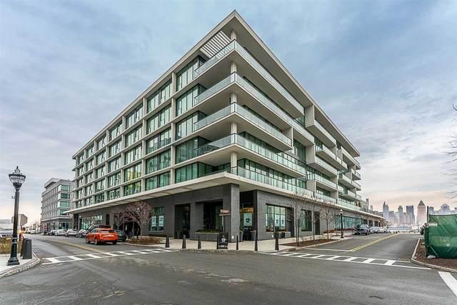 1200 Avenue At Port Imperial #606, Weehawken, NJ 07086 (MLS #202002432) :: The Trompeter Group