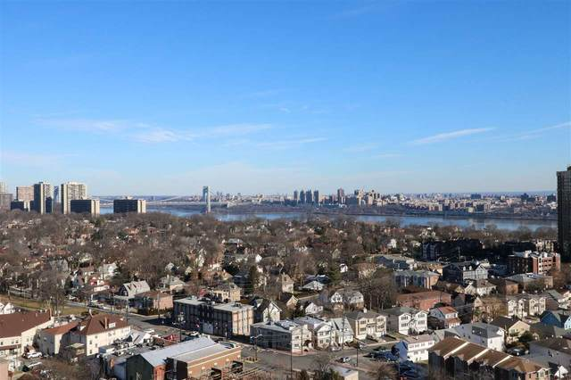 770 Anderson Ave 19L, Cliffside Park, NJ 07010 (MLS #202002683) :: The Trompeter Group