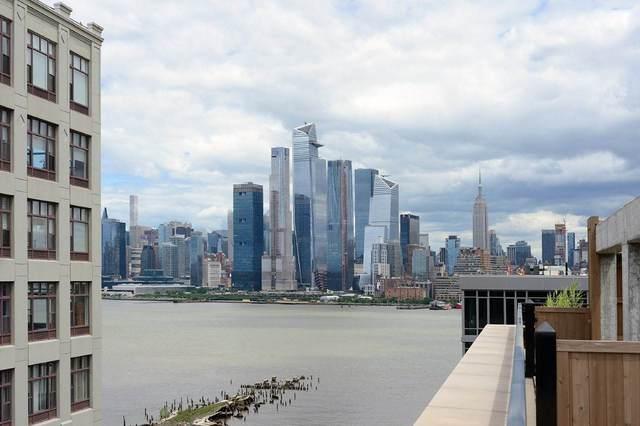 1400 Hudson St #435, Hoboken, NJ 07030 (MLS #202002952) :: The Trompeter Group