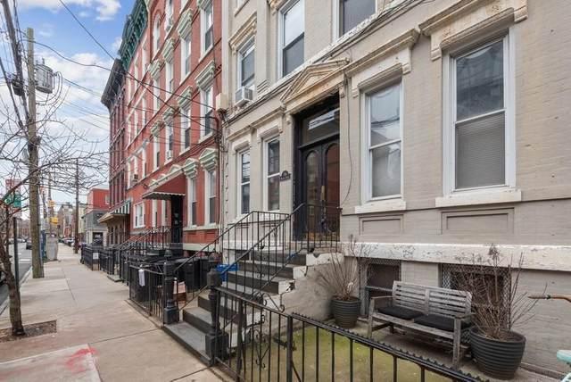 706 Willow Ave 4R, Hoboken, NJ 07030 (MLS #202002953) :: The Trompeter Group