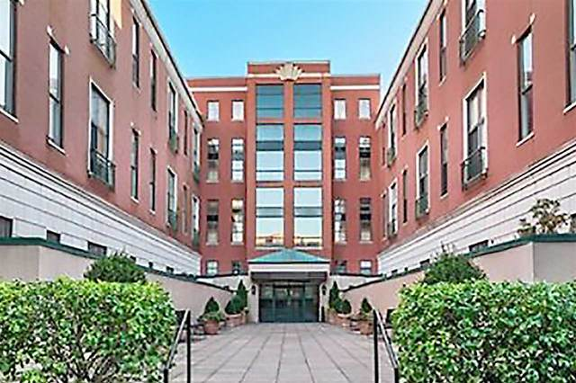 518 Gregory Ave C205, Weehawken, NJ 07086 (MLS #202003062) :: The Trompeter Group
