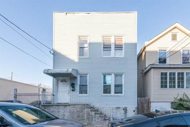 124 Roosevelt Ave, Jc, West Bergen, NJ 07304 (#202003121) :: NJJoe Group at Keller Williams Park Views Realty