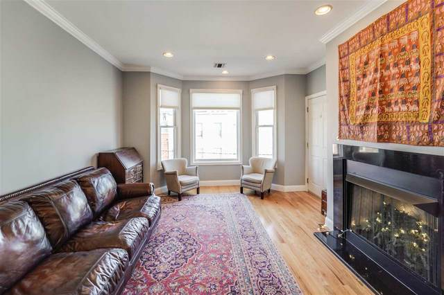 437 2ND ST #2, Jc, Downtown, NJ 07302 (MLS #202003275) :: The Trompeter Group
