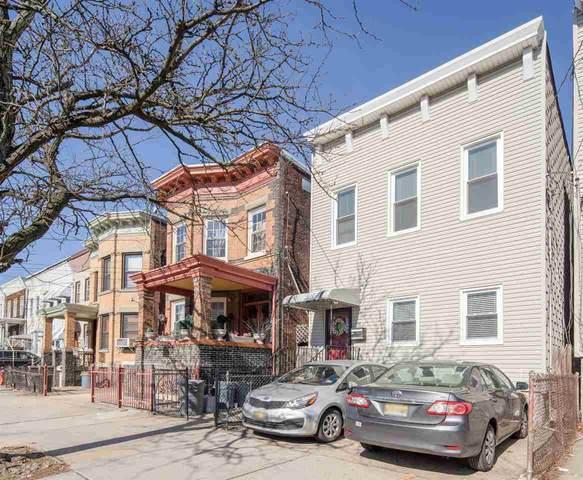 28 Irving St, Jc, Heights, NJ 07307 (MLS #202003423) :: Hudson Dwellings