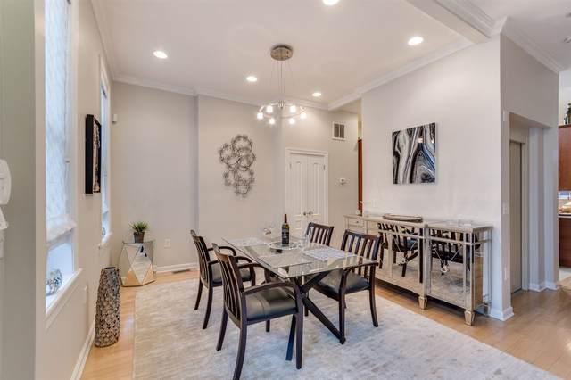 110 8TH ST, Hoboken, NJ 07030 (MLS #202003449) :: Hudson Dwellings