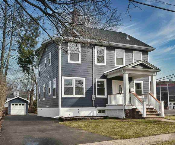 83 Park Ave, Maplewood, NJ 07040 (MLS #202003688) :: The Premier Group NJ @ Re/Max Central