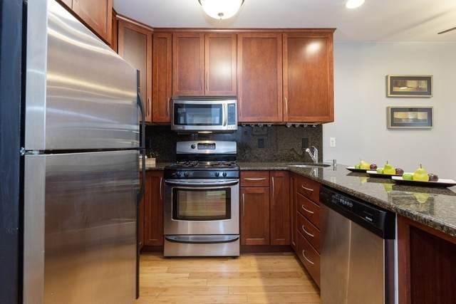 99 Montgomery St 3C, Jc, Downtown, NJ 07302 (MLS #202003726) :: The Sikora Group