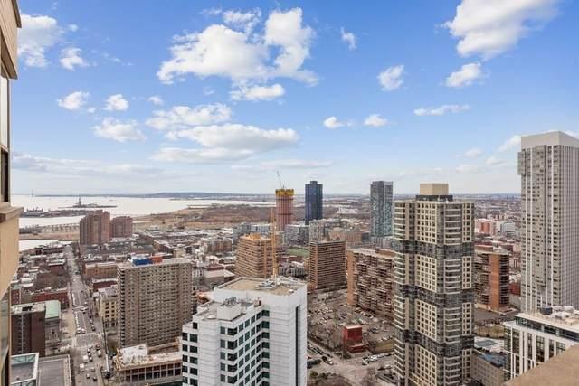 88 Morgan St #4209, Jc, Downtown, NJ 07302 (#202003806) :: Proper Estates