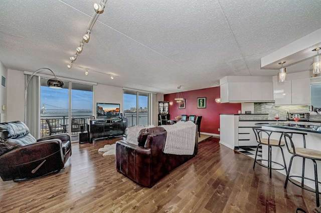 1055 River Rd #1010, Edgewater, NJ 07020 (MLS #202004266) :: The Trompeter Group