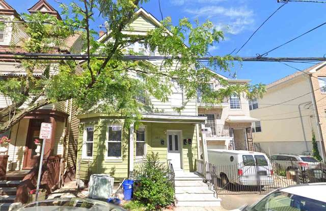 157 South 10Th St, Newark, NJ 07107 (MLS #202004782) :: The Sikora Group