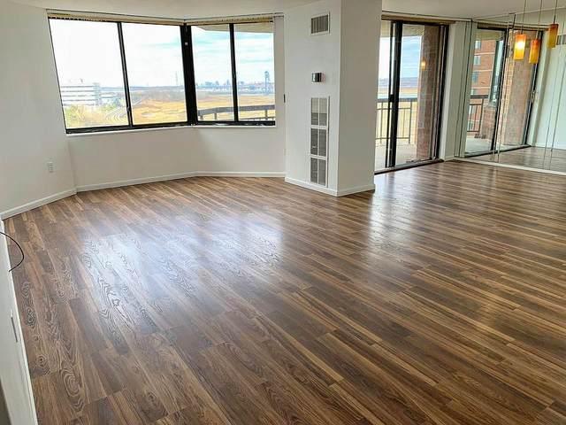530 Harmon Cove Tower, Secaucus, NJ 07094 (MLS #202004821) :: The Dekanski Home Selling Team