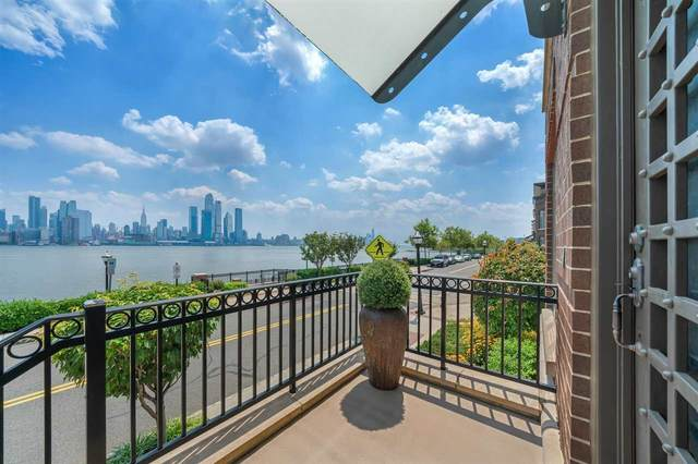 8 Henley Pl, Weehawken, NJ 07086 (MLS #202004864) :: The Trompeter Group