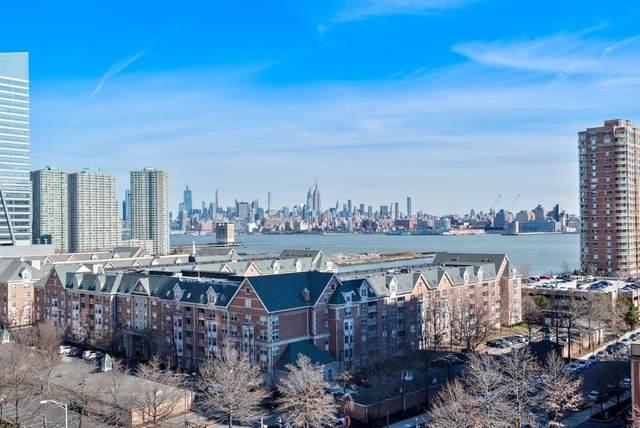 389 Washington St 10K, Jc, Downtown, NJ 07302 (MLS #202004909) :: The Trompeter Group