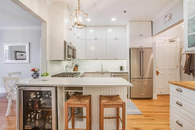 321 8TH ST #3, Jc, Downtown, NJ 07302 (MLS #202004935) :: The Trompeter Group