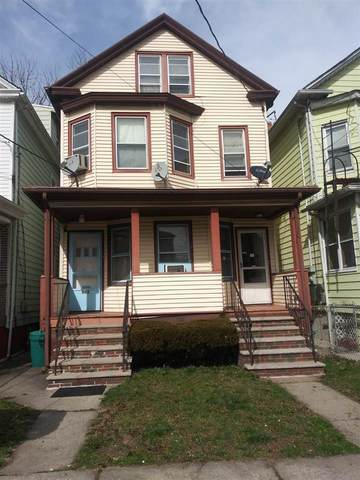 843 Garden St, Elizabeth, NJ 07202 (MLS #202004966) :: The Sikora Group