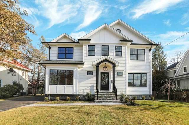 655 Doremus Ave, Glen Rock, NJ 07452 (MLS #202005348) :: The Trompeter Group