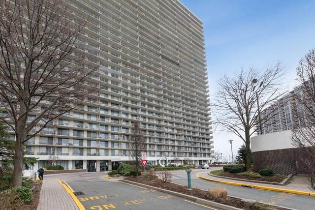 1530 Palisade Ave 18P, Fort Lee, NJ 07024 (MLS #202005434) :: The Trompeter Group