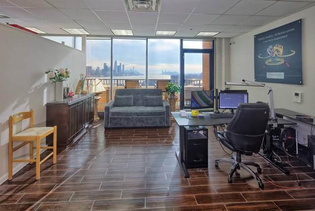 7000 BLVD East Blvd East, Guttenberg, NJ 07093 (MLS #202005489) :: Team Francesco/Christie's International Real Estate