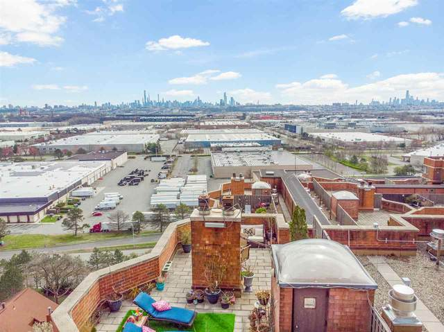 1525 Harmon Cove Tower, Secaucus, NJ 07094 (MLS #202005567) :: The Dekanski Home Selling Team
