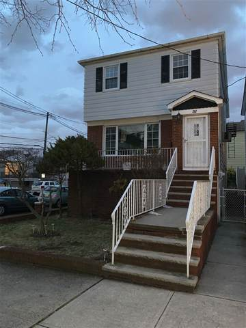 252 Avenue A, Bayonne, NJ 07002 (MLS #202005620) :: The Trompeter Group