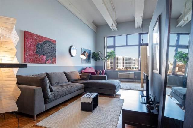 1500 Washington St 4H, Hoboken, NJ 07030 (MLS #202005648) :: The Sikora Group