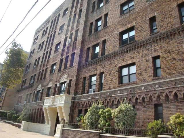131 Kensington Ave D3, Jc, Journal Square, NJ 07304 (MLS #202005652) :: The Trompeter Group