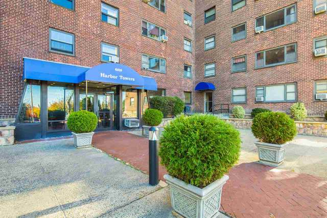 6515 Blvd East 9C, West New York, NJ 07093 (MLS #202005657) :: The Trompeter Group