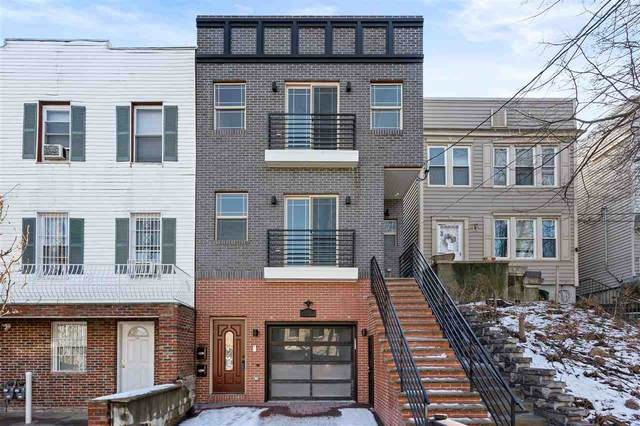 206 Columbia Ave #1, Jc, Heights, NJ 07307 (MLS #202005658) :: The Trompeter Group