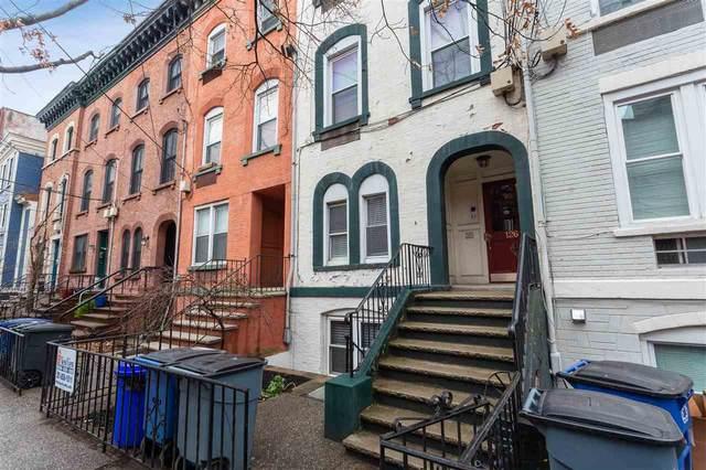 126 Garden St #1, Hoboken, NJ 07030 (MLS #202005668) :: The Sikora Group