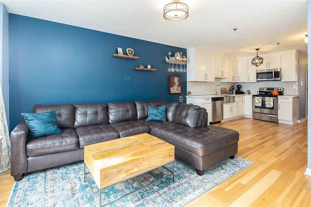 402 Adams St #3, Hoboken, NJ 07030 (MLS #202005669) :: Hudson Dwellings