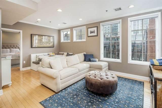 727 Monroe St #502, Hoboken, NJ 07030 (MLS #202005671) :: Hudson Dwellings