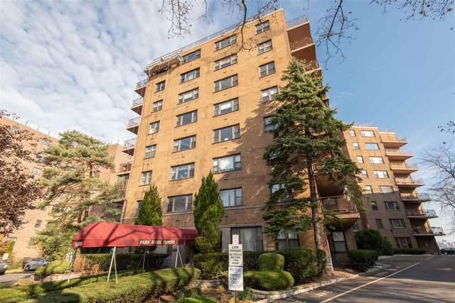 8800 Blvd East 6L, North Bergen, NJ 07047 (MLS #202005701) :: Team Francesco/Christie's International Real Estate