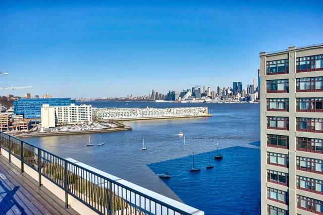 1500 Garden St 5J, Hoboken, NJ 07030 (MLS #202005709) :: The Sikora Group