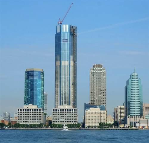 99 Hudson St #1112, Jc, Downtown, NJ 07302 (MLS #202005747) :: The Trompeter Group