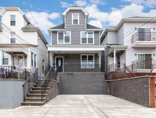 719 Avenue E, Bayonne, NJ 07002 (MLS #202005979) :: The Trompeter Group