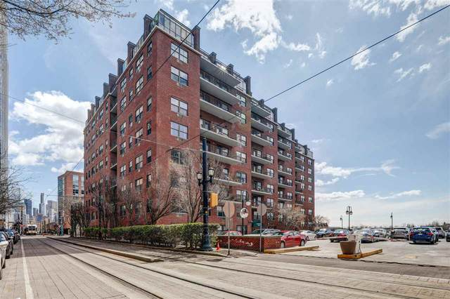 1 Greene St #211, Jc, Downtown, NJ 07302 (MLS #202006000) :: The Trompeter Group