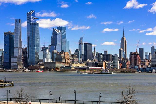 1025 Maxwell Lane #309, Hoboken, NJ 07030 (MLS #202006008) :: The Trompeter Group