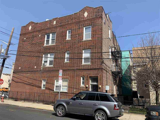 42 Hutton St #9, Jc, Heights, NJ 07307 (MLS #202006038) :: Hudson Dwellings