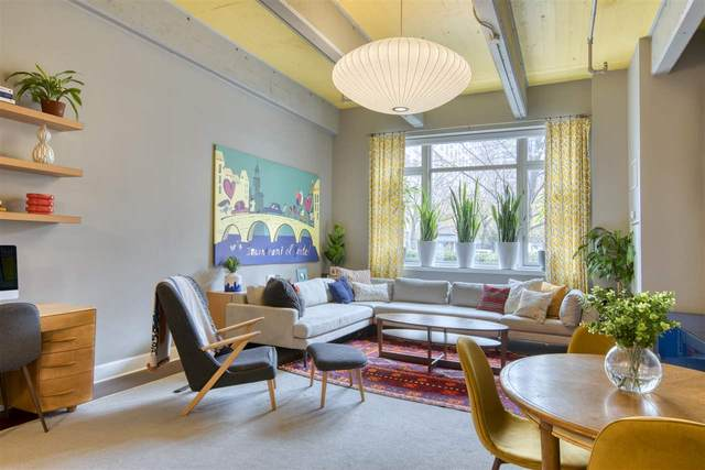 1500 Garden St 1B, Hoboken, NJ 07030 (MLS #202006053) :: Team Francesco/Christie's International Real Estate