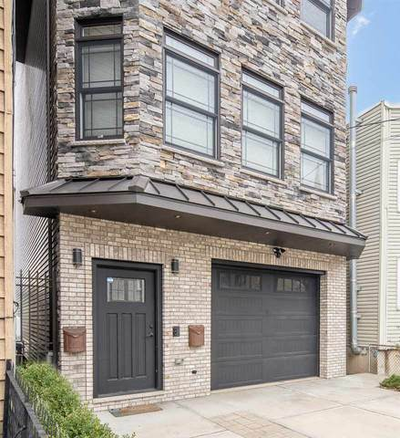 15 Nelson Ave #2, Jc, Heights, NJ 07307 (MLS #202006127) :: The Trompeter Group