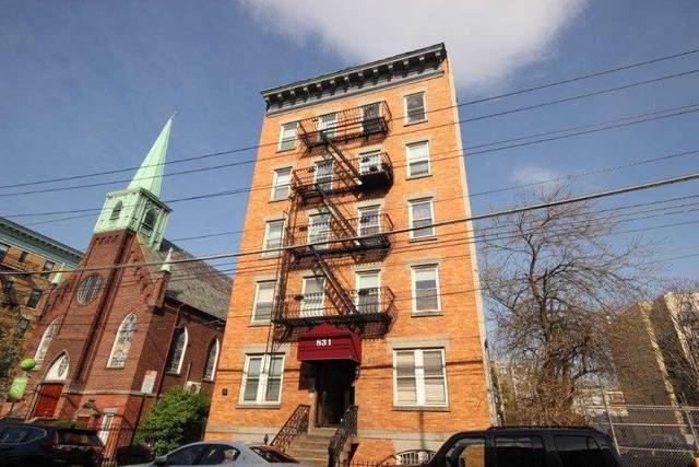 831 Clinton St #17, Hoboken, NJ 07871 (MLS #202006188) :: The Dekanski Home Selling Team