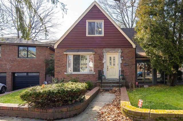 911 Kennedy Blvd, Bayonne, NJ 07002 (MLS #202006189) :: The Dekanski Home Selling Team