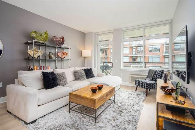 1400 Hudson St #515, Hoboken, NJ 07030 (MLS #202006261) :: The Bryant Fleming Real Estate Team