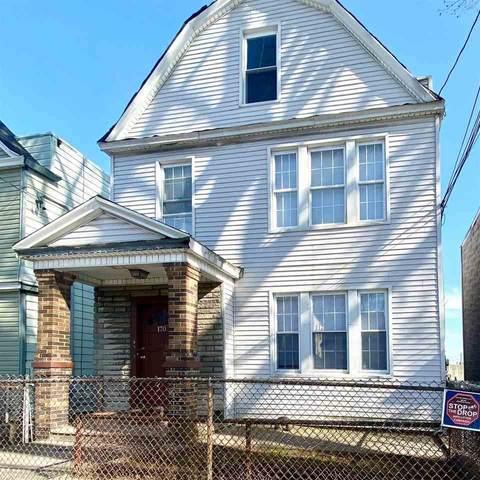 170 Randolph Ave, Jc, Bergen-Lafayett, NJ 07305 (#202006263) :: Nexthome Force Realty Partners