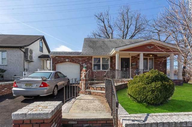 167 Bergen Ave, North Arlington, NJ 07031 (MLS #202007354) :: The Sikora Group