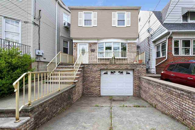771 Kennedy Blvd, Bayonne, NJ 07002 (MLS #202008413) :: The Sikora Group