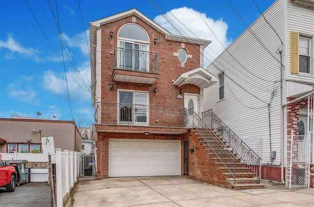 205 69TH ST #2, Guttenberg, NJ 07093 (#202008443) :: Daunno Realty Services, LLC