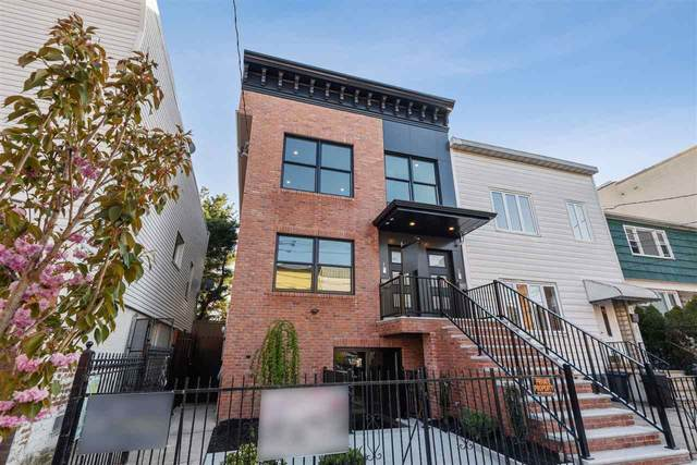 99 Bowers St #1, Jc, Heights, NJ 07307 (MLS #202008739) :: The Trompeter Group